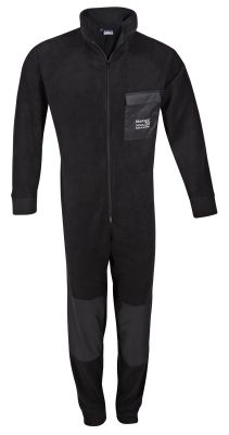 Marinepool Fleece Overall Carbon