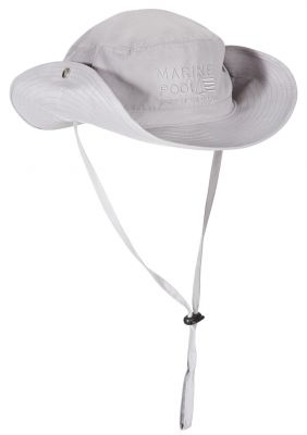 Marinepool UV- Seglerhut Gyro Hat, Grey