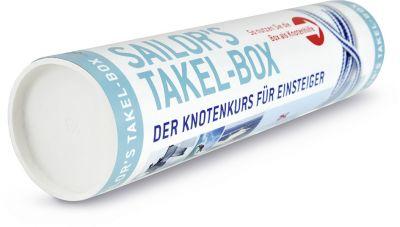 Delius Klasing Knoten- Lernset Sailors Takel-Box