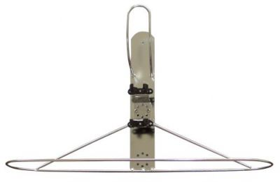 Navyline, INOX Rettungsring- Halter groß, 60cm - 75cm
