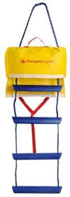 Navyline MOB- Rettungsleiter 5 Stufen 1,34m