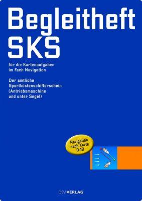 Delius Klasing SKS Begleitheft für Kartenaufgaben