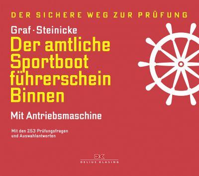 Delius Klasing, Lehrbuch Der amtliche Sportbootführerschein Binnen Motor
