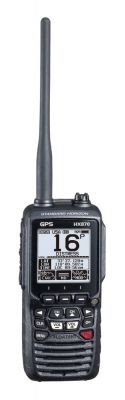 Standard Horizon, UKW- Handsprechfunkgerät HX890E, GPS & DSC