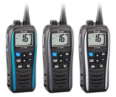 ICOM, IC-M25 Euro UKW- Handsprechfunkgerät