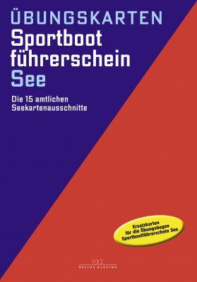 Delius Klasing, SBF See Übungs- Seekarten