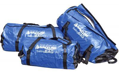 C4S Reisetasche Travelbag wasserdicht blau, 50l - 100l