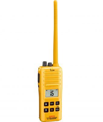 ICOM, IC-GM1600E GMDSS UKW- Handsprechfunkgerät (Wheelmark)