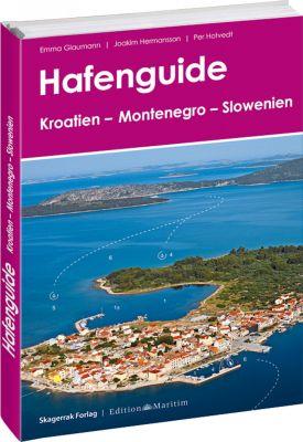 Delius Klasing, Hafenguide Kroatien - Montenegro