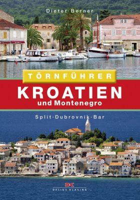 Delius Klasing, Törnführer Kroatien und Montenegro