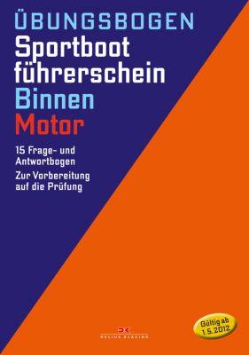 Delius Klasing Prüfungsbögen SBF Binnen Motor