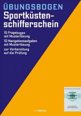 DSV Verlag SKS Übungsbogen Fragen & Kartenaufgaben