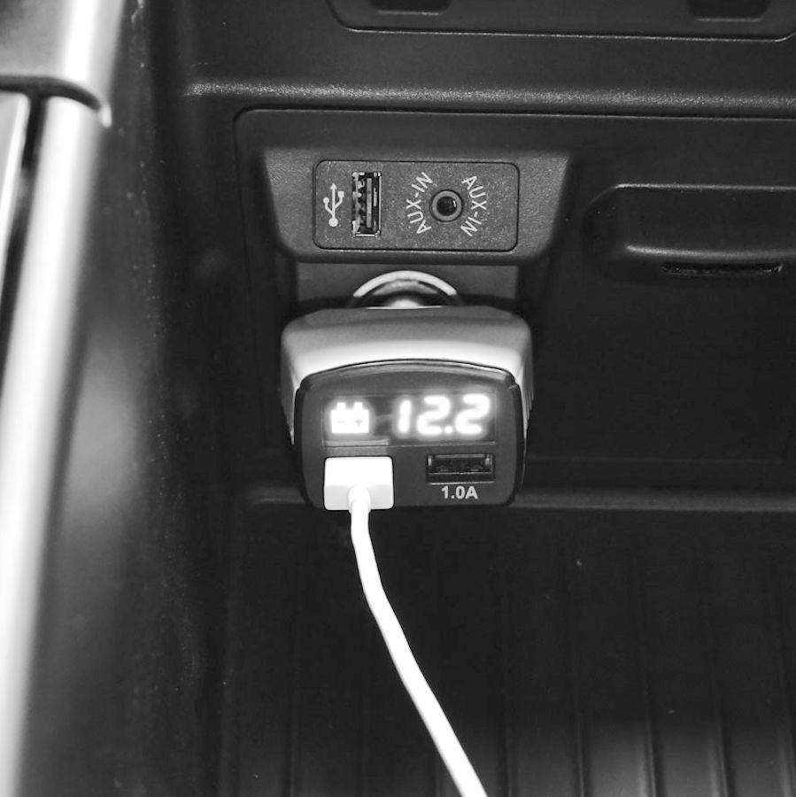 Talamex 12V 3,4A USB Doppeladapter