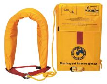 Marinepool, Bergeschlaufe Rescue System