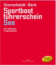Delius Klasing, Lehrbuch Sportbootführerschein SBF See, Overschmidt