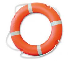 Navyline Rettungsring 70cm SOLAS Orange