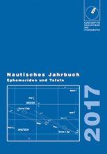 BSH 2175, Nautisches Jahrbuch 2017, Ephemeriden u. Tafeln