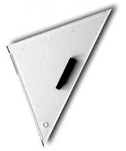 L`Ocean, Navigations- Anlegedreieck groß, 32cm