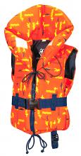 Marinepool Kinder Rettungsweste Freedom Fisch ISO 100N 10-20kg