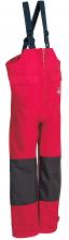 Marinepool Hochsee- Segelhose Hobart Rot