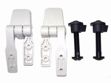 Jabsco, 29098-1000 Scharnierset, Toilette Standard