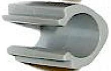 Lewmar Decksluken Scharnierkappe 361027999 grau