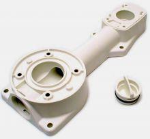 Jabsco, 29041-1000 Ersatzteilkit Toilettenfuß Basis- Plug