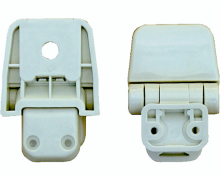 Jabsco 29098-2000 Scharnierset Toilettendeckel groß