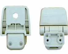 Jabsco, 58105-1000 Scharnierset Toilettendeckel Komfort Soft Close