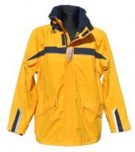 Gotop, coastal sailing jacket Bristol, Gold