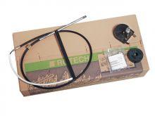 Ultraflex Boots- Steuerung Basiskit Rotech IV für Außenborder