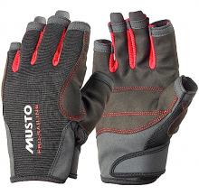 Musto, Segelhandschuh Essential Sailing Glove S/F, Schwarz