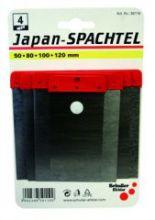 Yachticon Japanspachtel- Set 4-teilig