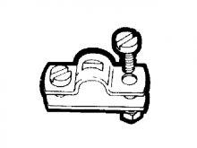 Ultraflex L14 Befestigungsschelle für C2 C8 und MACHZero Kabel
