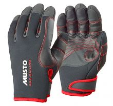 Musto, Segelhandschuh Performance Winter Gloves, Black