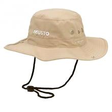 Musto Seglerhut Evolution Fast Dry Brimmed Hat Stone