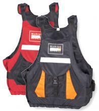 Marinepool, lifejacket ISO Expedition Kayak orange, 50N