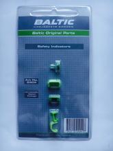 Baltic Set Sicherheitsclips Rettungswesten