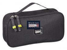 Marinepool Kulturtasche Executive Wash Bag Schwarz
