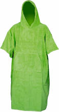 C4S Bade- Poncho Towel Grün