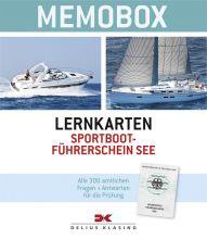 Delius Klasing, Lernkarten Memobox SBF See
