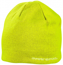 Marinepool Mütze Assana Beanie Waterproof Neongelb
