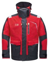 Marinepool Hochsee- Segeljacke Hobart 3 Rot