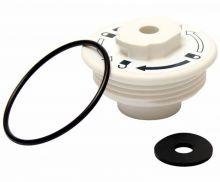 Jabsco 29044-3000 Kolbendeckel Pumpendeckel mit Dichtung