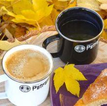 Petromax, Emaille- Kaffeetasse