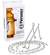 Petromax Lampen- Baumhalterung Stahl