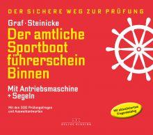 Delius Klasing Lehrbuch Sportbootführerschein Binnen Motor & Segeln Graf