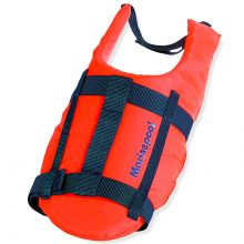 Marinepool, Hunde- Rettungsweste Dog Lifejacket, Orange