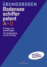 Delius Klasing Übungsbögen Bodenseeschifferpatent A + D