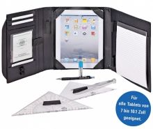 Ecobra Skipper iPad- Navigationsmappe A5
